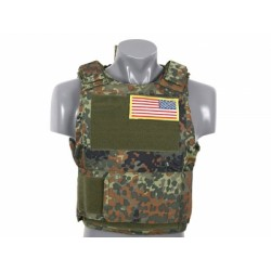 GILET TACTICAL BODY ARMOR FLECKTARN