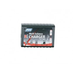 CHARGEUR MULTI BLANCHE NIMH LIPO LIION LIFE