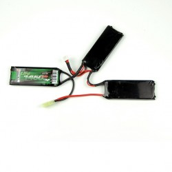 BATTERIE LI PO SWISS ARMS LIFE 9,9V 1.450MAH 20C TRIPLE