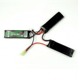 BATTERIE LI PO SWISS ARMS LIFE 9,9V 2100 MAH 20C TRIPLE