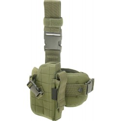 HOLSTER DE CUISSE UTG UNIVERSEL SPECIAL OPS OD