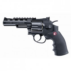 "REVOLVER UMAREX RUGER SUPER HAWK 4"" NOIR CO2"