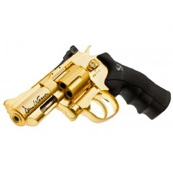 REVOLVER ASG DAN WESSON 2,5 GOLD  CAL 6MM