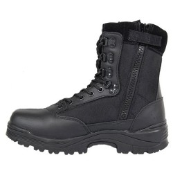 CHAUSSURES MILTEC TACTICAL CORDURA  ZIP 07