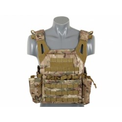 GILET PLATE CARRIER LIGHTWEIGHT MULTICAM