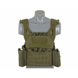 GILET PLATE CARRIER LIGHTWEIGHT OD