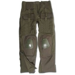 PANTALON MILTEC WARRIOR OD S