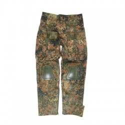 PANTALON MILTEC WARRIOR FLECKTARN M