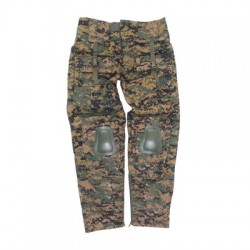 PANTALON MILTEC WARRIOR DIGITAL WOODLAND XXL