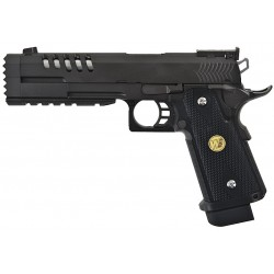 PISTOLET WE HI CAPA 5.2 NOIR K-VERSION