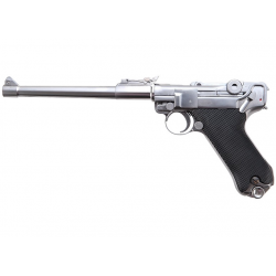 "PISTOLET WE P08 8"" CHROME"
