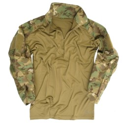 CHEMISE MILTEC WARRIOR ARID WOODLAND XL