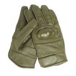 GANTS MILTEC TACTICAL LEDER OD M