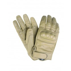 GANTS MILTEC TACTICAL LEDER COYOTE XL