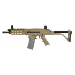 AEG VFC ROBINSON ARMAMENT XCR MINI TAN
