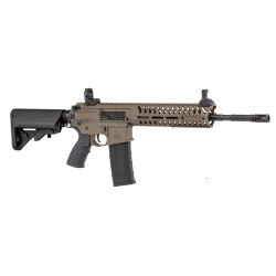 AEG BO DYNAMICS COMBAT LT595 CARBINE DARK EARTH