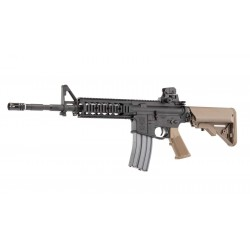 AEG VFC VR16 FIGHTER CARBINE TAN/NOIR