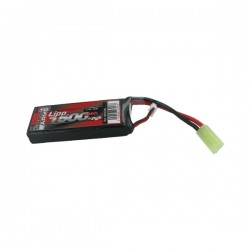 BATTERIE SWISS ARMS LIPO 7.4V 1500 MAH