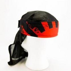 HEADWRAP HK ARMY RISING SUN BLACK