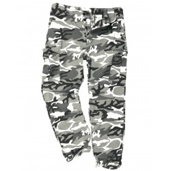 PANTALON MILTEC US BDU SNOW XL