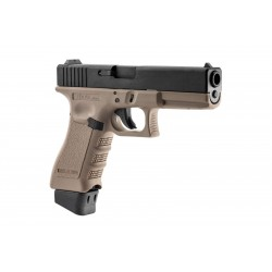 PISTOLET VFC STARK ARMS S17C TAN BLACK CO2