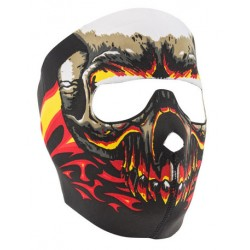 MASQUE NEOPRENE INTEGRAL RED ZOMBIE