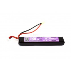 BATTERIE NUPROL LI-FE POWER 9.9 V / 1100 MAH 20 C SLIM STICK