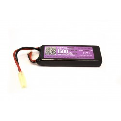 BATTERIE NUPROL LI-FE POWER 9.9 V / 1500 MAH 25 C STICK