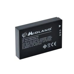 BATTERIE MIDLAND L-ION 3,7V – 1700MAH POUR XTC400