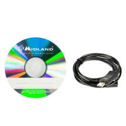 KIT DE PROGRAMMATION MIDLAND PRG05