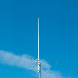 ANTENNE MIDLAND X-30 DE BASE POUR CB - 1/2V 2X5/8U