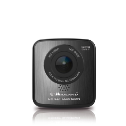CAMERA MIDLAND STREET GUARDIAN GPS FULL HD