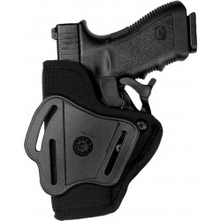 HOLSTER EUROPARM CIVIL CORDURA DOUBLE SYSTEME QUICK RELEASE