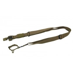 SANGLE 2 PT COTTON MP5/G3/M4 OLIVE