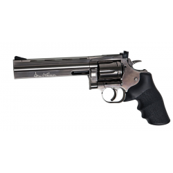 "REVOLVER ASG DAN WESSON 715 6"" STEEL GREY HP"