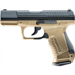 PISTOLET WALTHER P99 DAO TAN