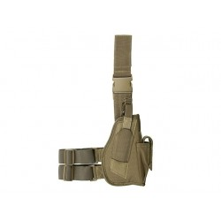 HOLSTER DE CUISSE 8FIELDS COYOTE