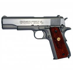 PISTOLET COLT M1911 RAIL MKIV CO2 BLOWBACK