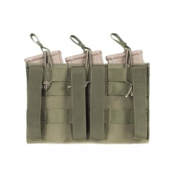 POCHE CHARGEUR M4/M16 OD 3 EMPLACEMENTS