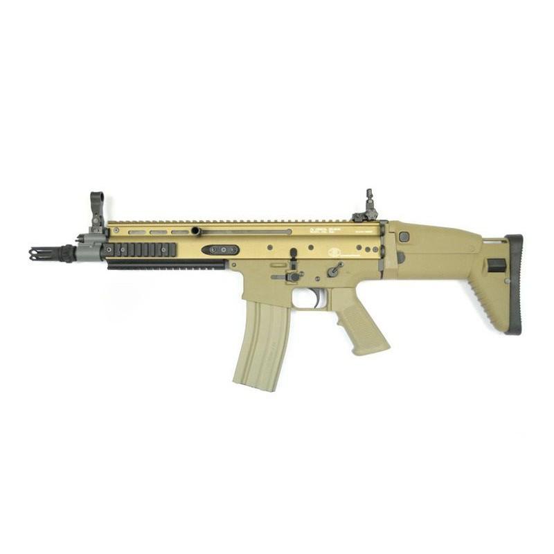 AEG FN HERSTAL SCAR-L DARK EARTHAirsoftRéplique longue