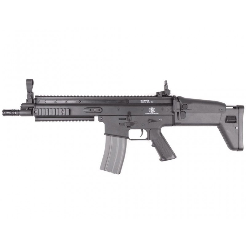 AEG FN HERSTAL SCAR-L BLACKAirsoftRéplique longue