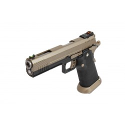 PISTOLET GBB AW CUSTOM HX1103 FULL TAN