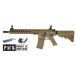 AEG CLASSIC ARMY CA4 DELTA 12 M4 DARK EARTH