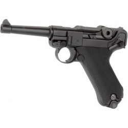 PISTOLET CO2 KWC LUGER P08 BLOWBACK