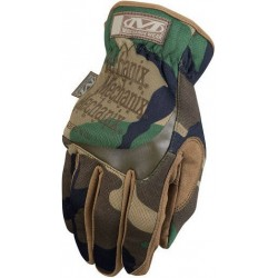 GANTS MECHANIX FASTFIT WOODLAND M