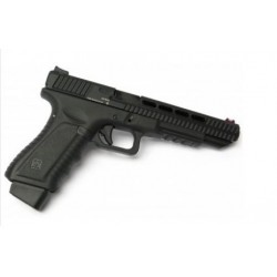 PISTOLET APS MATCHCO2 BLOWBACK BLACK