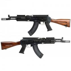 AEG KALASHNIKOV AK 74-N TAC MOD FULL METAL REAL WOOD