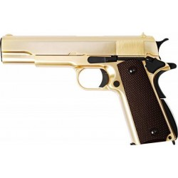 PISTOLET WE 1911 GOLD LIMITED