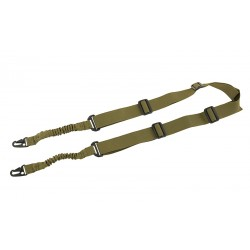 SANGLE 2 PT BUNGEE SLING OLIVE