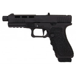 PISTOLET SECUTOR GLADIUS 17 NOIR CO2/GAZ BLOWBACK